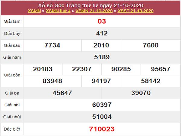 Nhận định KQXSST ngày 28/10/2020- xổ số sóc trăng chắc trúng
