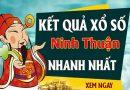 Soi cầu dự đoán XS Ninh Thuận Vip ngày 09/10/2020