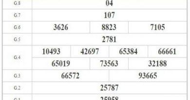 Phân tích KQXSAG ngày 05/11/2020 dựa trên kết quả kỳ trước