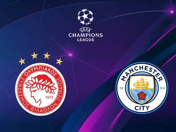 Soi kèo Olympiacos vs Man City, 00h55 ngày 26/11