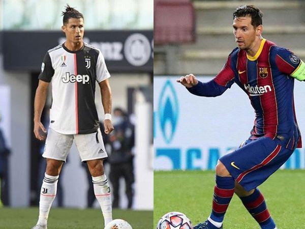 Tin thể thao sáng 3/11: Ronaldo ghi bàn nhiều gấp đôi Messi trong năm 2020