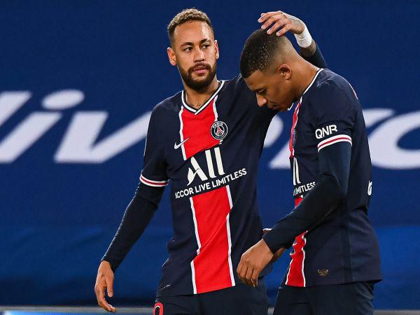 Bóng đá QT trưa 1/2: Neymar cam kết tương lai tại PSG