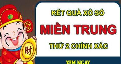 Soi cầu XSMT 1/3/2021 chốt bạch thủ lô miền Trung thứ 2