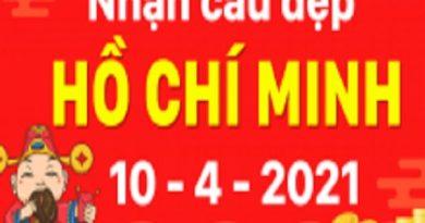 Dự đoán xổ số Hồ Chí Minh 10/4/2021