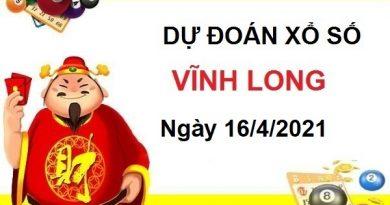 Dự đoán XSVL ngày 16/4/2021 chốt lô số đẹp đài Vĩnh Long hôm nay thứ 6