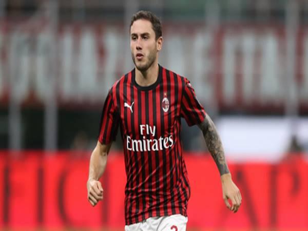 Davide Calabria là ai? Tiểu sử cầu thủ Davide Calabria ra sao?