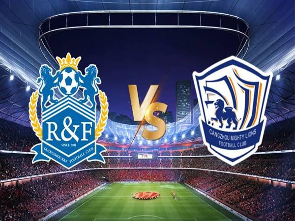 Nhận định bóng đá Guangzhou City vs Cangzhou, 19h00 ngày 14/5