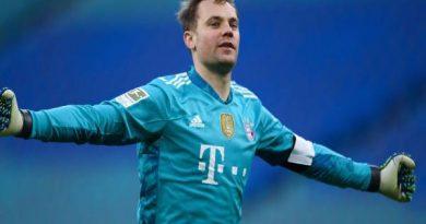 Bóng đá Đức tối 11/5: Manuel Neuer chạm tới siêu kỷ lục của Kahn