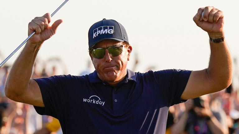 Giải vô địch PGA: Phil Mickelson chiến thắng lần thứ 2