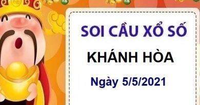 Soi cầu XSKH ngày 5/5/2021