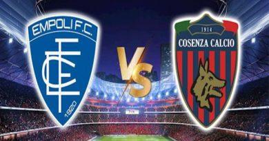 Soi kèo Empoli vs Cosenza, 19h00 ngày 4/5 - Hạng 2 Italia