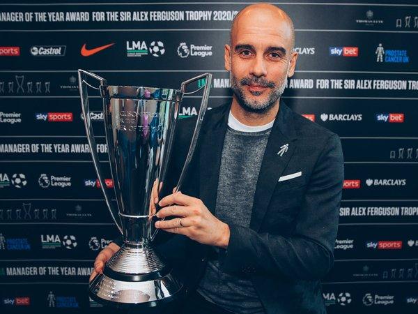 Tin thể thao 25/5: Guardiola giành giải HLV hay nhất mùa