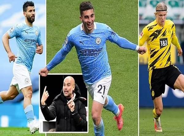 Chuyển nhượng bóng đá 3/6: Man City chọn xong người thay thế Aguero