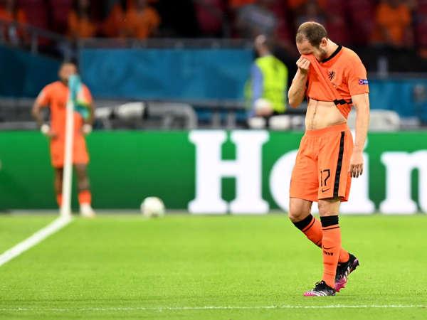 Tin thể thao 14/6: Cựu sao MU bật khóc tại EURO 2020