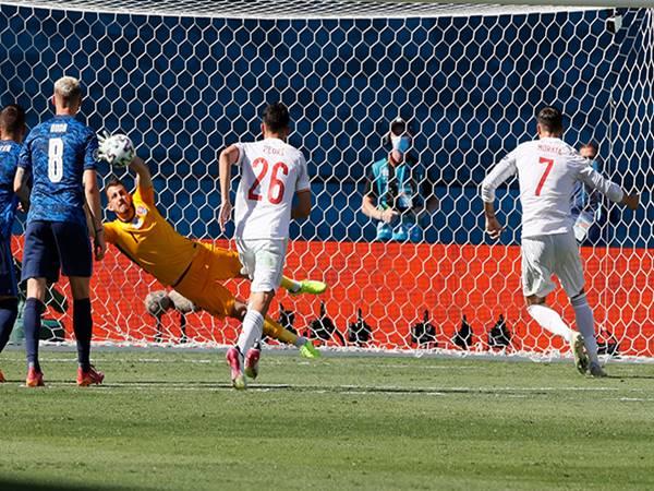 Tin thể thao trưa 24/6: Tây Ban Nha lập kỷ lục hỏng penalty