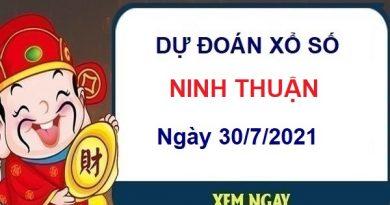 Dự đoán XSNT ngày 30/7/2021 – Dự đoán xổ số Ninh Thuận