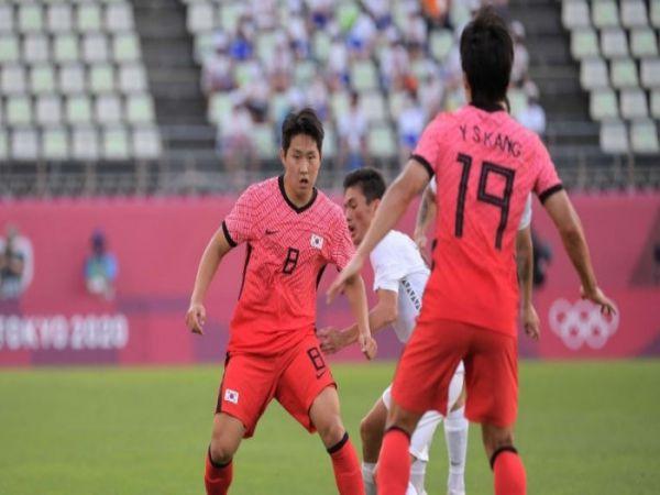Nhận định tỷ lệ U23 Hàn Quốc vs U23 Mexico, 18h00 ngày 31/7