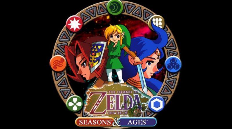 Zelda: Oracle of Ages and Seasons có thể được chuyển đổi làm lại