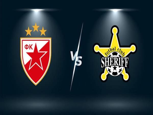 Nhận định bóng đá Crvena Zvezda vs Sheriff Tiraspol, 02h00 ngày 04/8