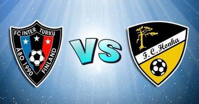 Nhận định Inter Turku vs Honka – 22h30 02/08/2021, VĐQG Phần Lan
