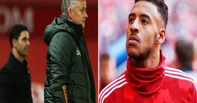 Thể thao tối 10/8: Bayern đại hạ giá Corentin Tolisso