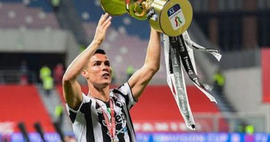 Tin thể thao 5/8: Ronaldo lần đầu tiên nhận giải thưởng Paolo Rossi