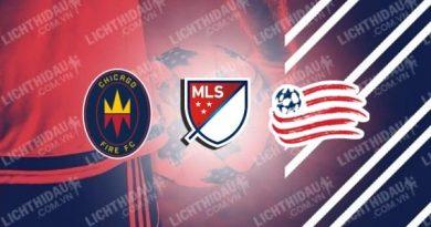 Soi kèo Chicago Fire vs New England, 7h07 ngày 23/9