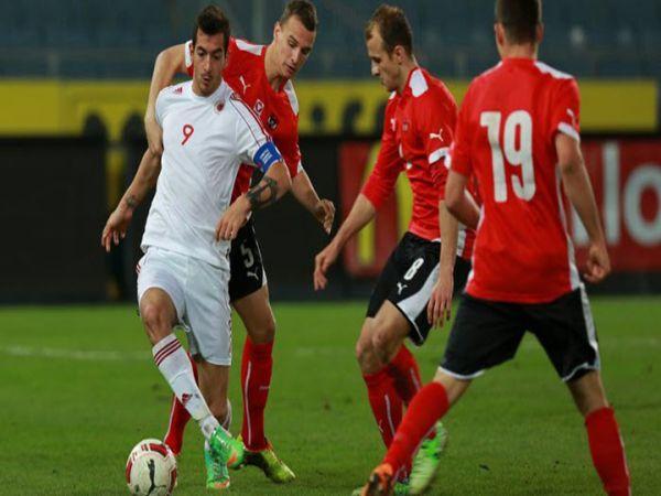 Nhận định kèo Moldova vs Áo, 1h45 ngày 2/9 - Vòng Loại World Cup