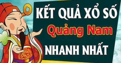 Soi cầu dự đoán xổ số Quảng Nam 28/9/2021 chuẩn xác