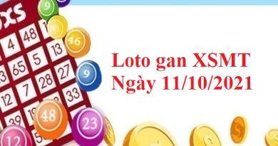 Loto gan KQXSMT 11/10/2021