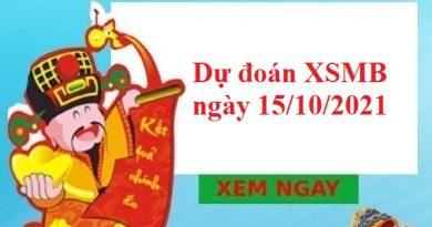 Giờ vàng chốt số dự đoán KQXSMB ngày 15/10/2021
