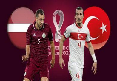 Soi kèo Latvia vs Thổ Nhĩ Kỳ, 1h45 ngày 12/10, VL World Cup