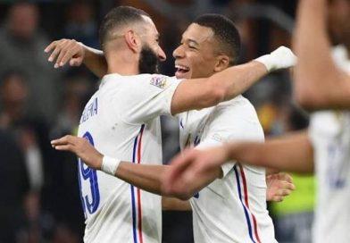 Tin thể thao tối 11/10: Pháp ngược dòng vô địch châu Âu